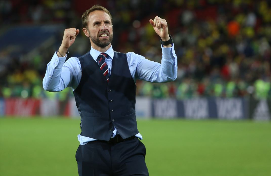 Career Success Gareth Southgate
